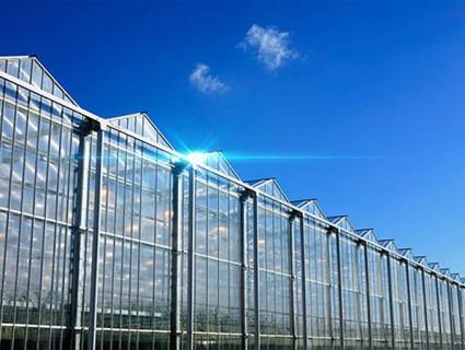 智能玻璃观光温室