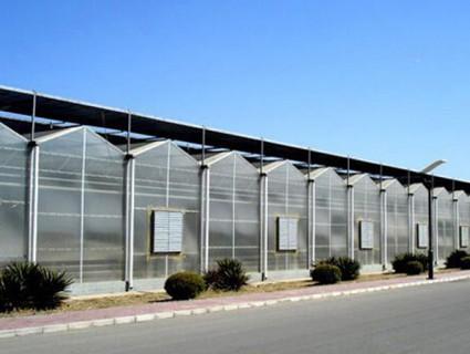 智能玻璃温室